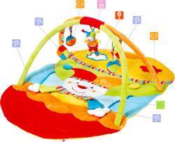 Fehn 3-D развивающий ковер клоун 152487