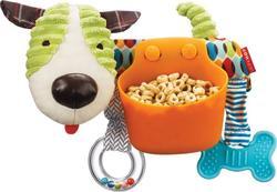 "Skip Hop іграшка на коляску ""Собачка з кошиком"" Собачка с корзинкой 185602cs"