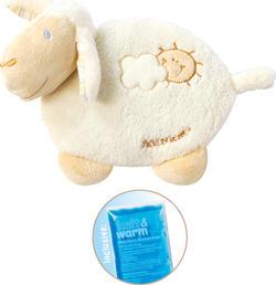 Fehn мягкая игрушка горячий/холодный компресс овечка 391589
