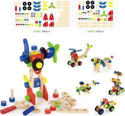 Viga Toys конструктор (48 деталей) 50383afk