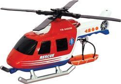 Toy State спасательная техника свет/звук, 30 см Вертолет 34565