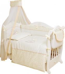 Twins постельное белье Romantic для новорожденных R-003 Baloniki 6 ел 4706tw