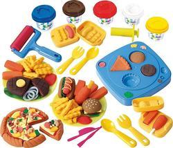"""Playgo набор для лепки """"Закусочная"""" 8200"""