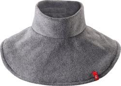 Reima манишка флис детская серая 9400A серый, один размер 528367-9400A сірий-один розмір