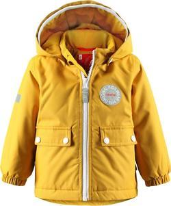 Reima куртка детская темно-желтая 2500 т.жовтий, 80 511211-2500 т.жовтий-80