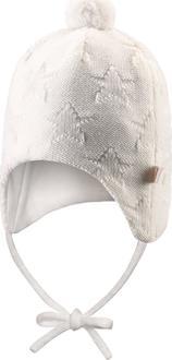 Reima шапка детская Lintu белая 0110 белый, 36/38 518376-0110 білий-36/38