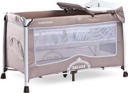 Caretero манеж Deluxe beige 19132ber
