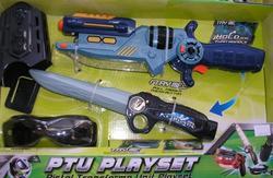 Hap-p-kid набор лазер бластер,кинжал,маска 3936T-3937Tep