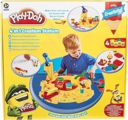 Sambro игровая станция Play-Doh 4 в 1 4 в 1,Play-Doh PLD-4148ep