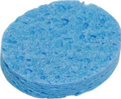 Sevi Bebe губка для купання із целюлози голубой 8692241102104