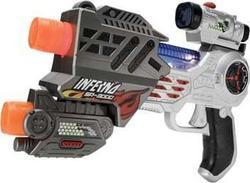 Hap-p-kid лазерный бластер 3921T-3922Tep