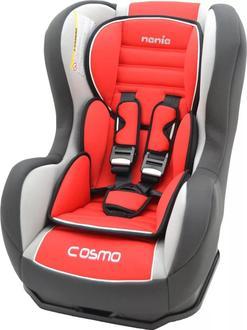 Nania автокресло Cosmo SP Isofix  Agora Carmin 094829