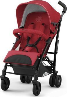 Kiddy прогулочная коляска Evocity 1 Ruby Red 4604FEC071