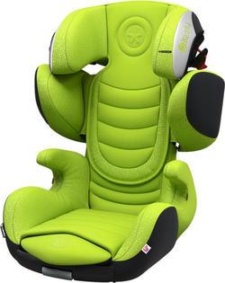 Kiddy автокресло Cruiserfix 3 Lime Green 41523CF097