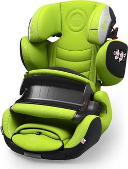 Kiddy автокресло Guardianfix Pro 3 Lime Green 41553GF097