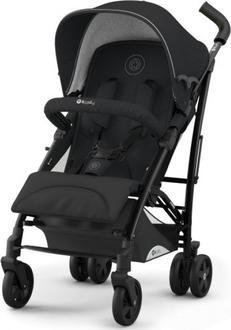 Kiddy прогулочная коляска Evocity 1 Onyx Black 4604FEC060