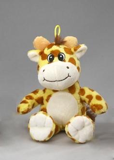 Morgenroth мягкая игрушка Дикие животные 15 х 22 см Жираф AB91361-жираф