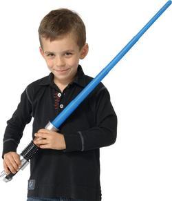 Hasbro раздвижной световой меч Звездных войн B2912EU4ep