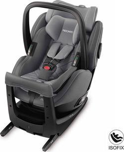 RECARO автокресло ZERO.1 Elite R129 Aluminium Grey 6301.21503.66