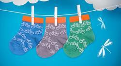 Bembi носки простые 000 НК60 в ассортименте 10 (6-12 м) 4823089446097-НК60