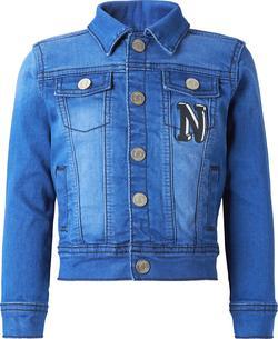 Noppies куртка джинсова Elkhorn, блакитний 80 75213-C300-80