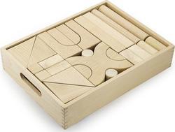 Viga Toys набор строительных блоков 48 деталей  59166afk