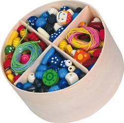 """Viga Toys игрушка """"Деревянные бусинки"""""""