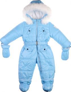 "Garden baby комбінезон ""Кроха"", блакитний 80 101007-36/60-80-голубой"