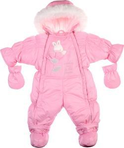 """Garden baby комбинезон-трансформер """"Ластенок"""" розовый 68 101003-36/32 О-68-рожевий"""