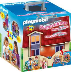 """Playmobil коструктор серии """"Возьми с собой"""" Кукольный дом 5167ep"""