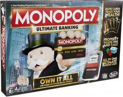 Hasbro монополія з банківськими картами B6677121ep
