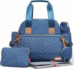 Skip Hop сумка для мами Suite Dusk Blue 222302cs