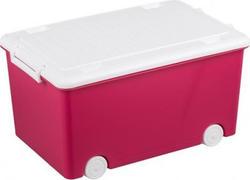 Tega ящик для игрушек Junior Princess TG-179 (red-white) 19408ber