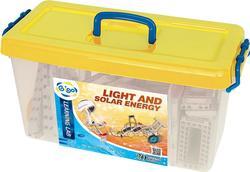 Gigo набір для курсу навчання Світло і сонячна енергія 1240afk
