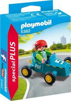 Playmobil конструктор «Special Plus» Мальчик на карте 5382ep