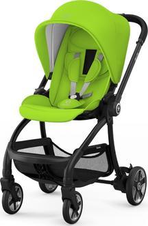 Kiddy прогулочная коляска Evostar Light 1 Spring Green 4611FES127
