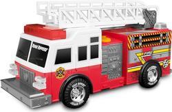 Toy State спасательная техника свет/звук, 30 см Пожарная машина 34566