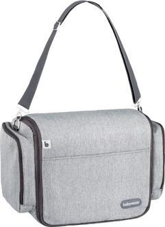 Babymoov сумка-люлька для подорожей з пеленатором серый A043602