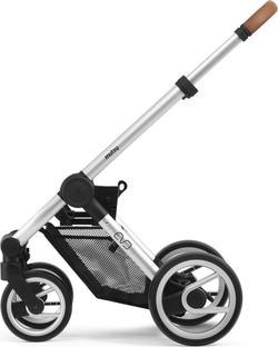 Mutsy шасси EVO Urban Nomad  Standard Сognac Grip EVO19COGRS