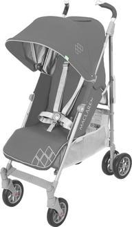 Maclaren коляска-трость Techno XT New New Charcoal/Silver WD1G260612