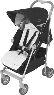 Maclaren коляска-тростина Techno XLR Black/Silver WD1G150092