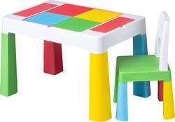 Tega набор мебели Multifun, стол и стул MF-001-134