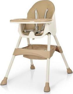 Bambi стульчик для кормления M 4136 4136 beige 21591ber