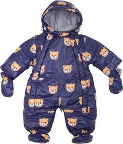 Merrygoround дитячий зимовий комбінезон-трансформер Bear 0-3 месяцев ZK_01