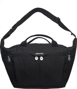 Doona сумка All-Day Bag Black SP 104-99-001-099