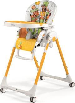 Peg-Perego стілець Prima Pappa Follow Me Fox & Friends IH01000000FOX38