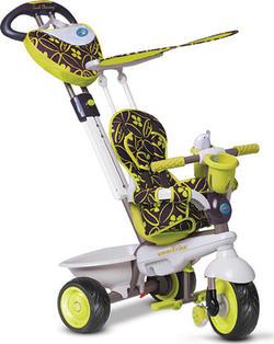 Smart Trike велосипед трехколесный Dream 4 в 1 Зеленый Уценка8000800