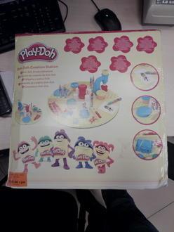 Sambro игровая станция Play-Doh Уценка! станция Play-Doh УценкаPLD-4265ep