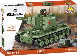 Cobi конструктор World Of Tanks КВ-2 COBI-3039