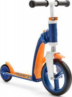 Scoot & Ride самокат Highwaybaby синий/оранжевый SR-216271-BLUE-ORANGE